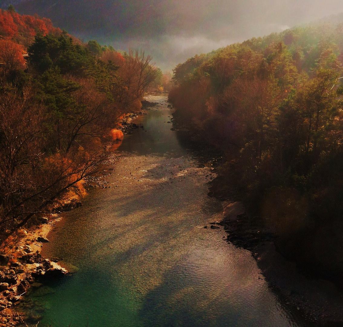 Rio de otoño ( 2 )