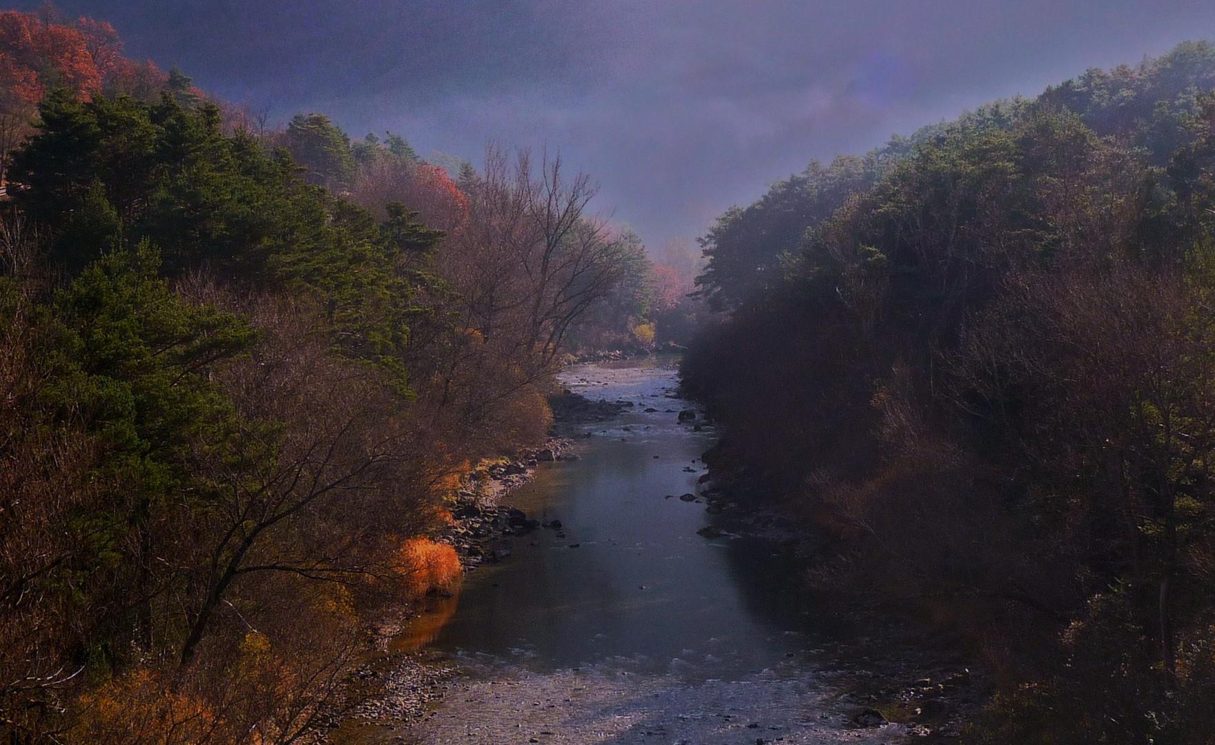 Rio de otoño