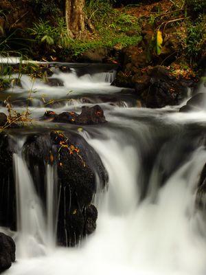 Río en Orosí, Cartago, Costa Rica