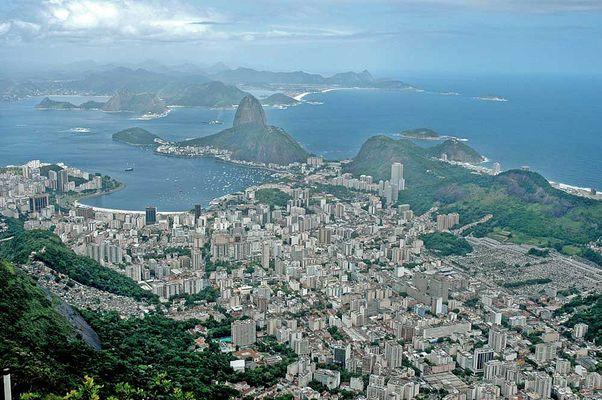 Rio - Himmel und Hölle