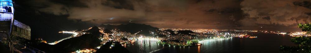 Rio @ night