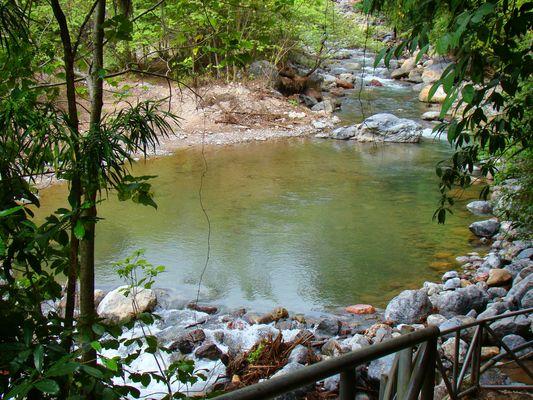 Rio Talgua , Olancho