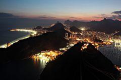 Río um 19:00 Uhr