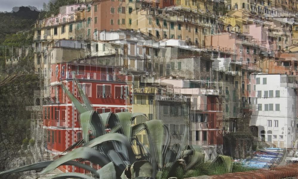 Riomaggiore (3D)