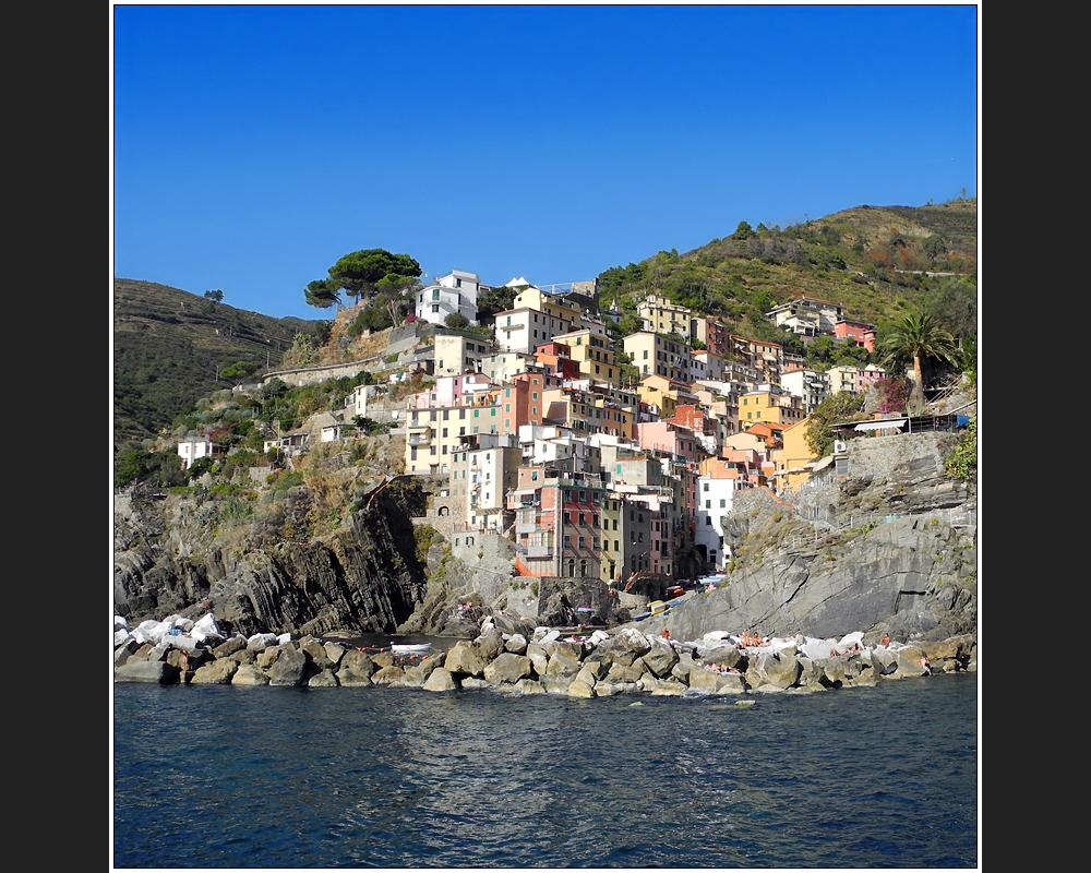 Riomaggiore – Ein kleiner Bummel