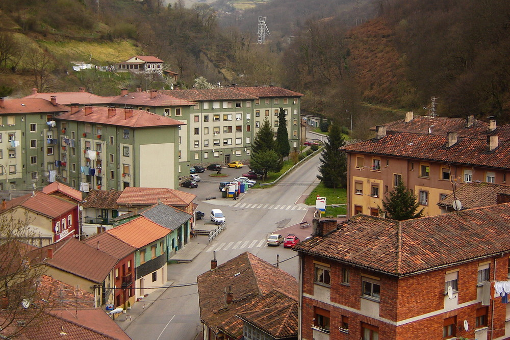 Rioturbio; Asturias - Northern Spain