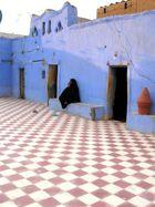 Riposo al villagio nubiano