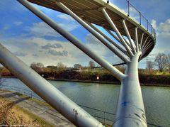 Ripshorstbrücke, Oberhausen.