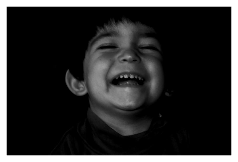 rire d'enfant