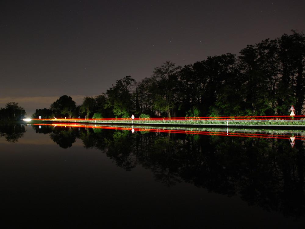 risaia di notte