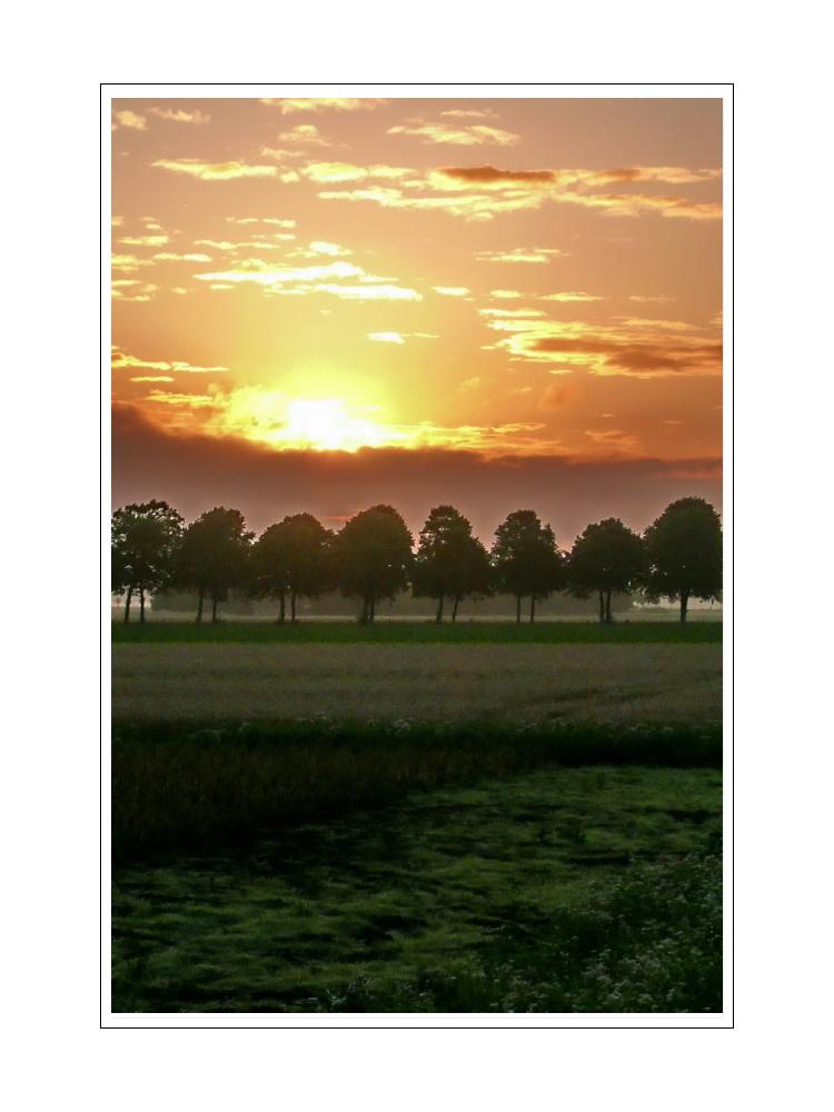 rising sun an 07.07.07 at 6:02