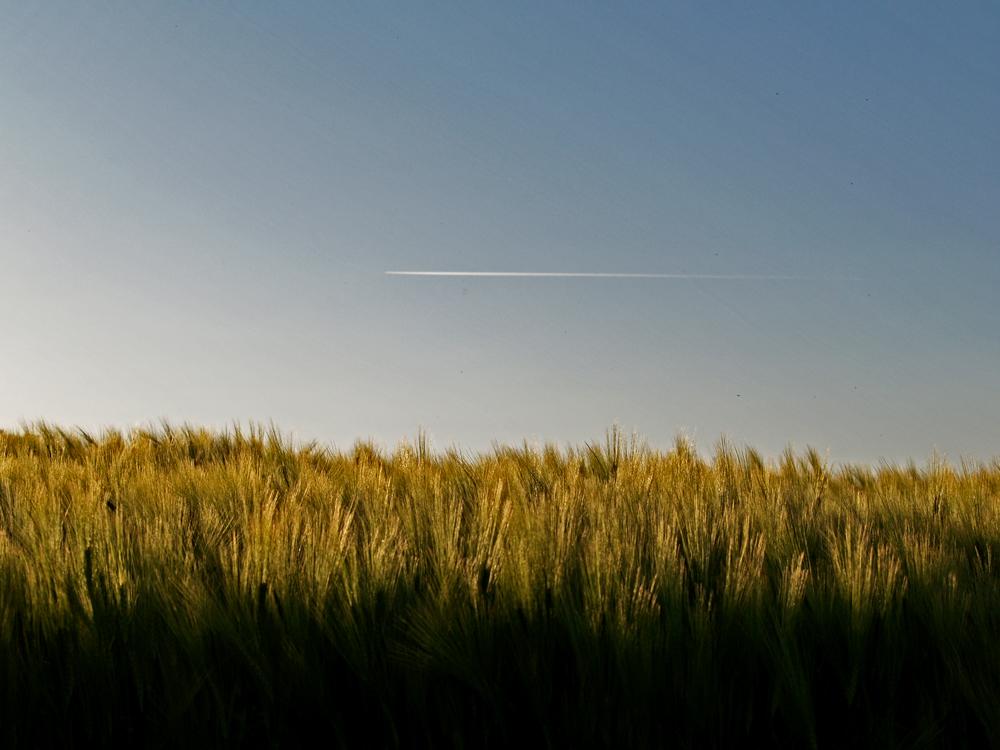 Riss im Himmel