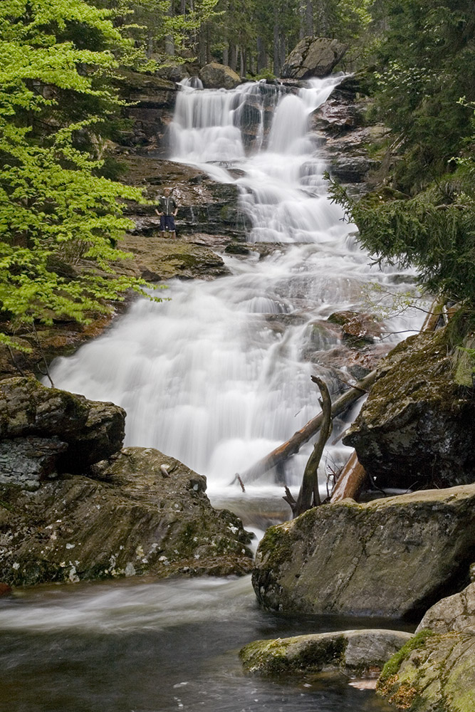 Rißlochwasserfall