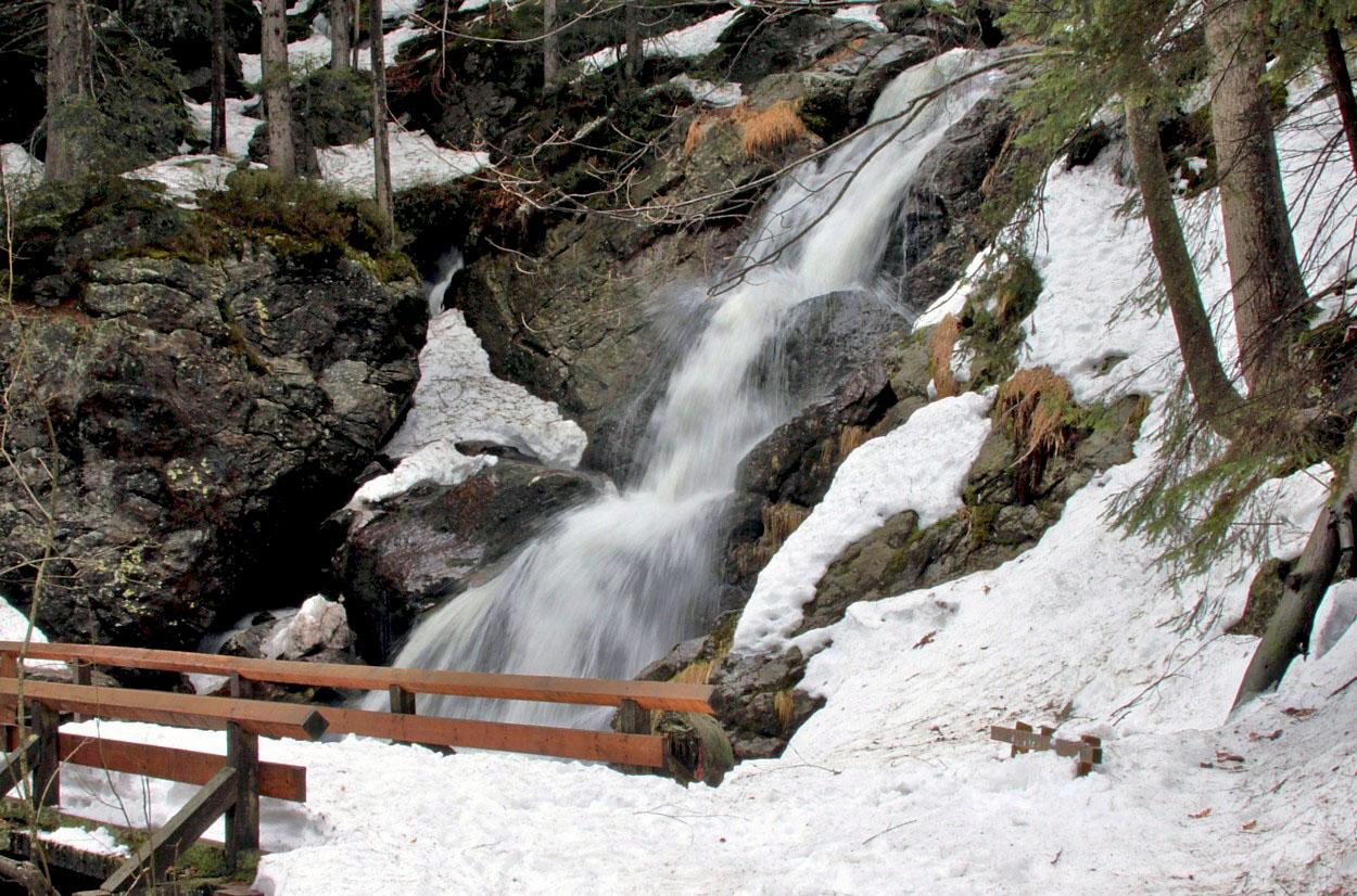 Rißlochwasserfall Bodenmais