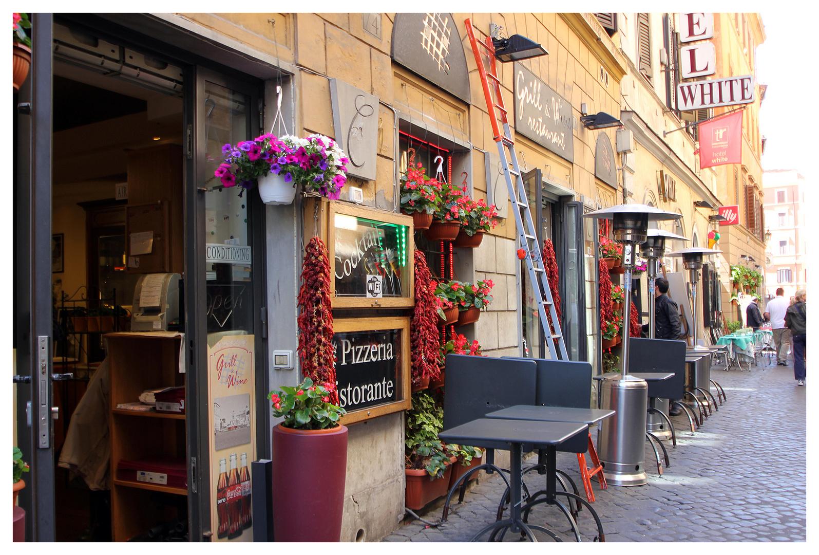 Ristorante in Rom
