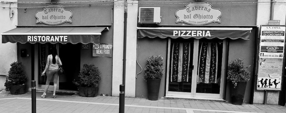 Ristorante o Pizzeria