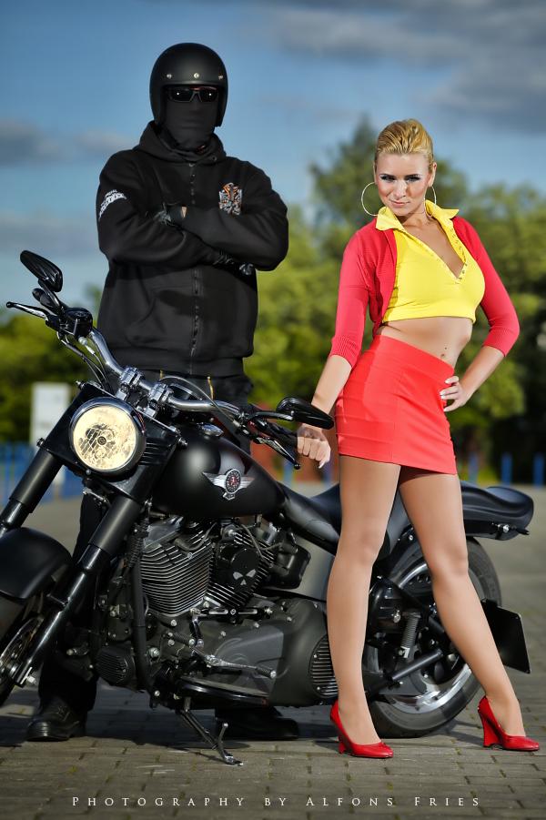 Rita meets Harley
