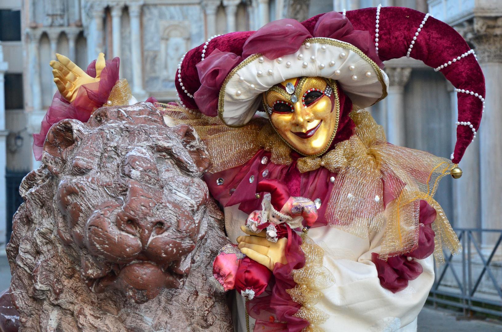Rita und der Löwe von Venedig