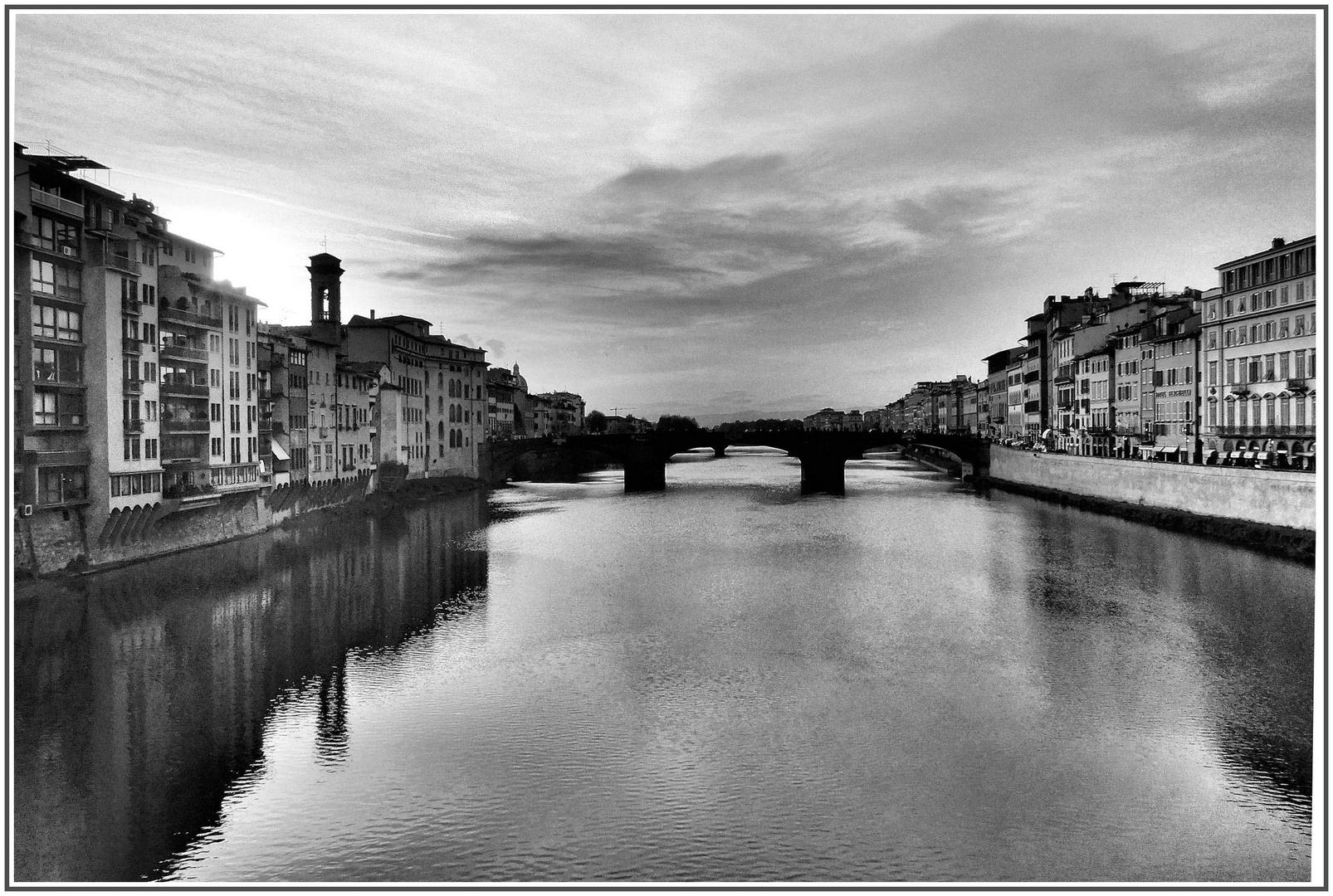 Ritorno à Firenze...