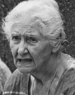 Ritratto di anziana Signora