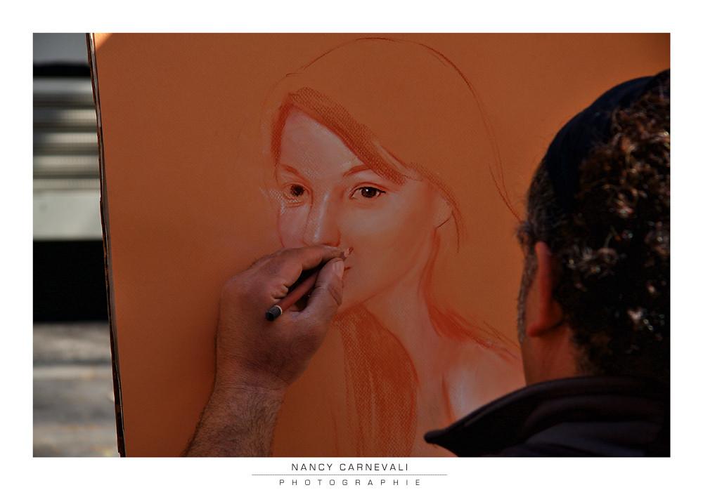 ritratto nel ritratto