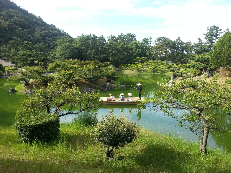Ritsurin Koen, Takamatsu/Japan