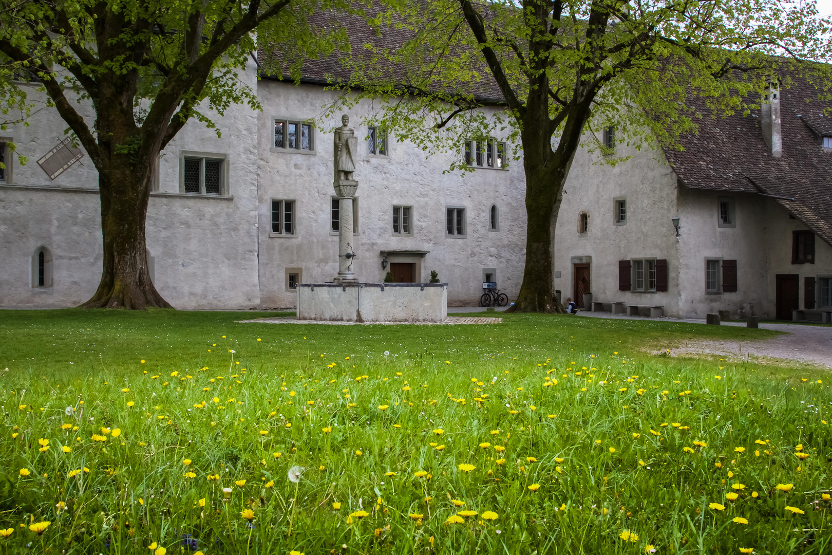 Ritterhaus Bubikon Schweiz