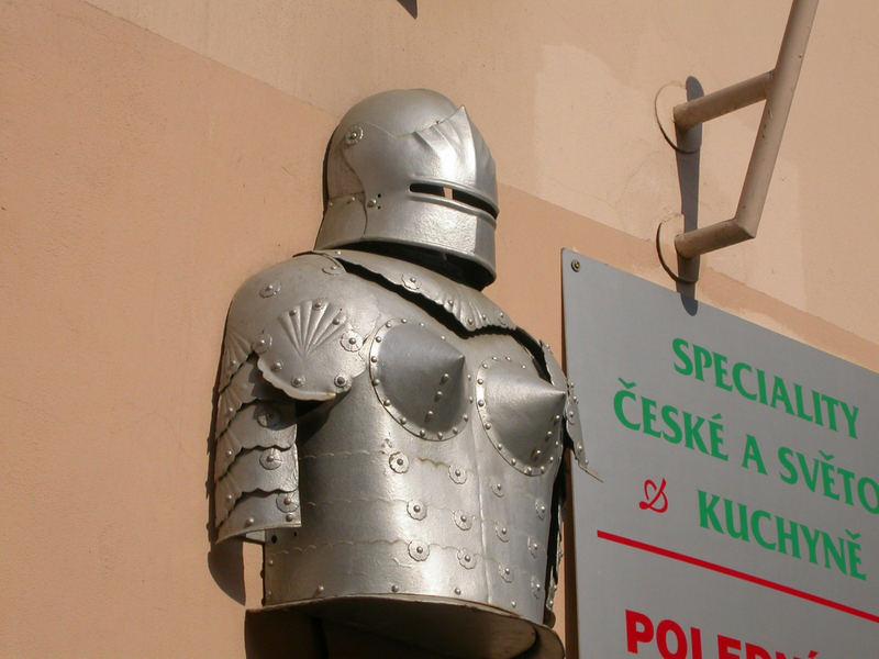 Ritterinnen-Rüstung
