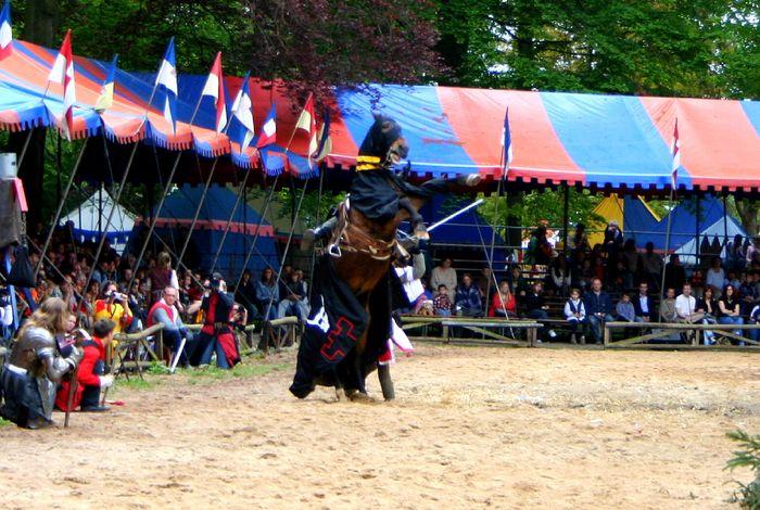 Ritterspiele in Satzvey 05.2005