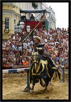 Ritterspiele in Wels