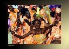 Ritual Dancing