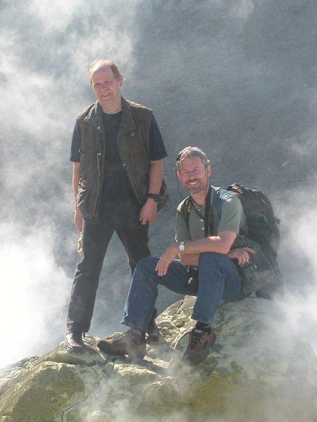 Rivalen am Berg