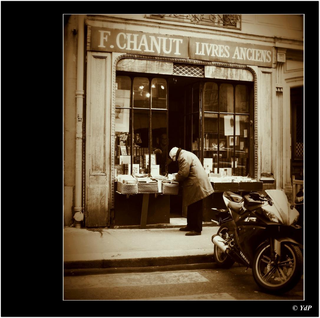 Rive Gauche à Paris...