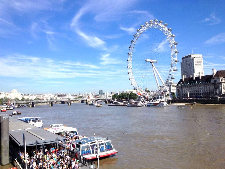 River Eye London