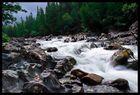 River in Quebec national park