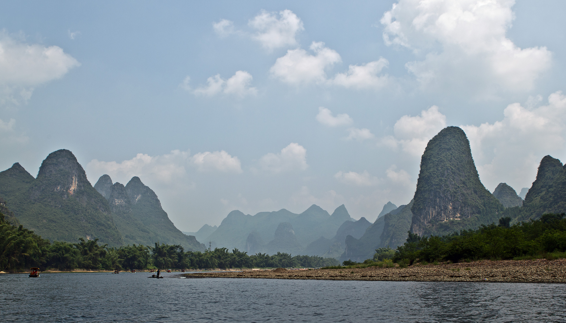 River Li . . . II