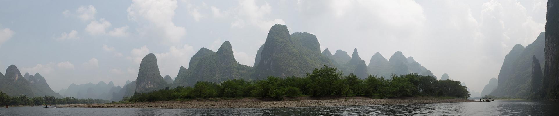 River Li, panorama