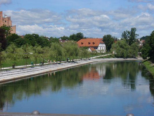 River - Ljubljanica