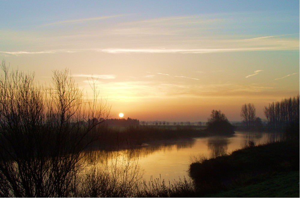 River-Morning