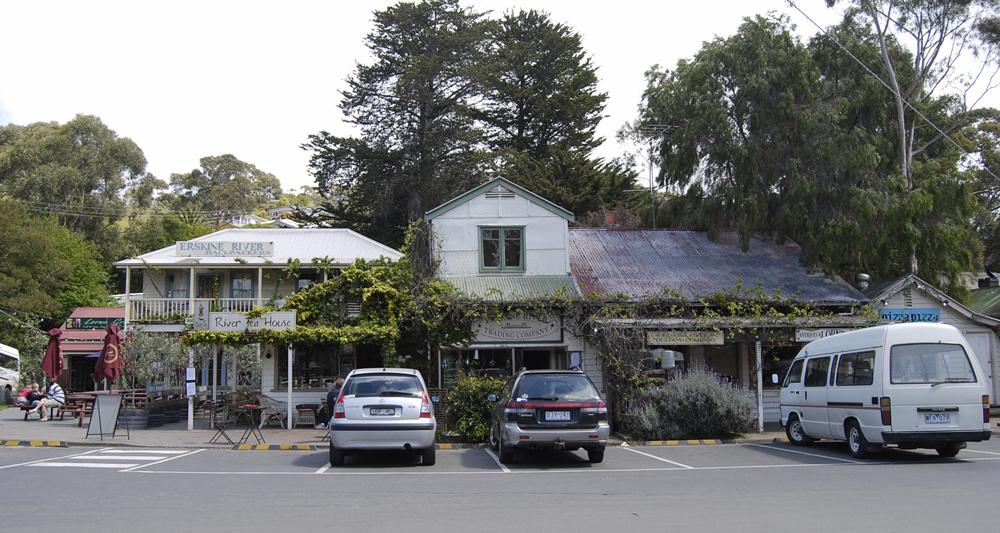 River Tea House