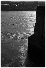 River Tweed at Berwick