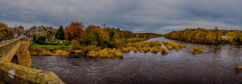 """River Tyne at Corbridge"" (1 of 1)"
