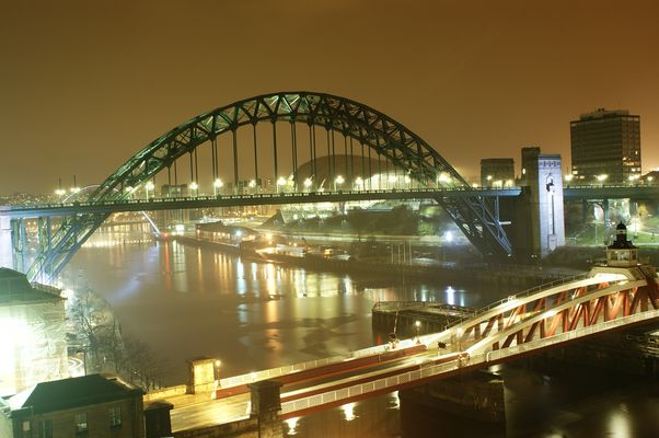 River Tyne, Newcastle & Gateshead