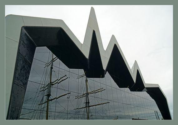 Riverside Museum (Ausschnitt)