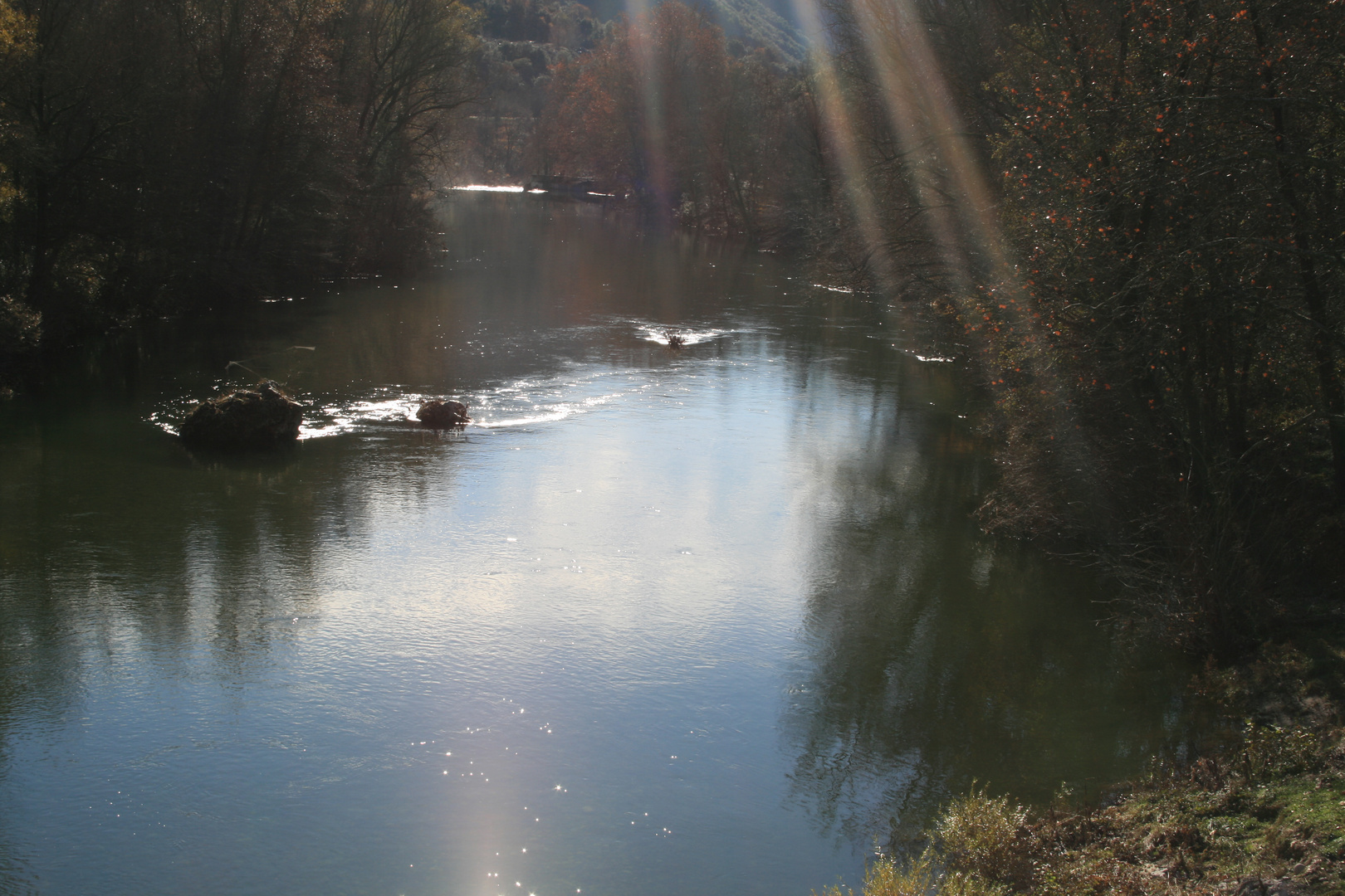 Rivière cèvenole