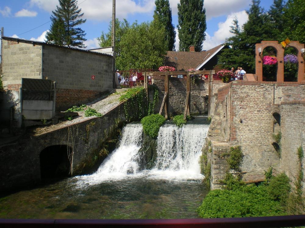 rivière de Maroeuil