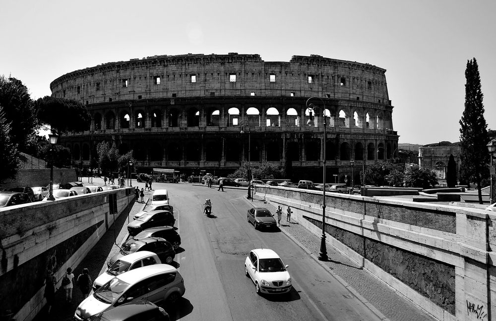Rivivono le vacanze romane foto immagini fotografia concettuale my inside temi - Le 12 tavole romane ...