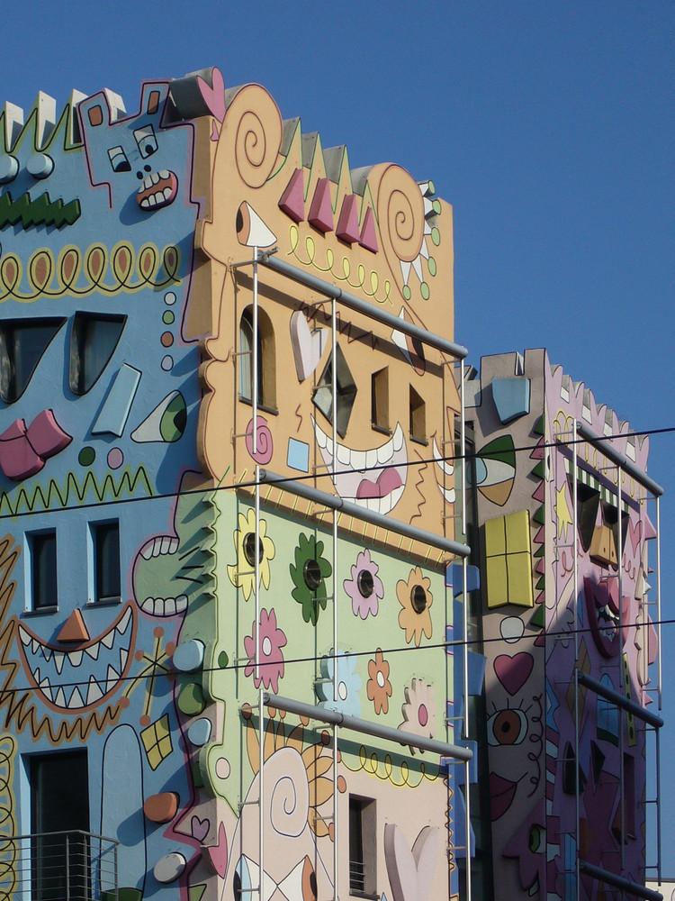 Rizzis Lebhafthaus 2 Braunschweig