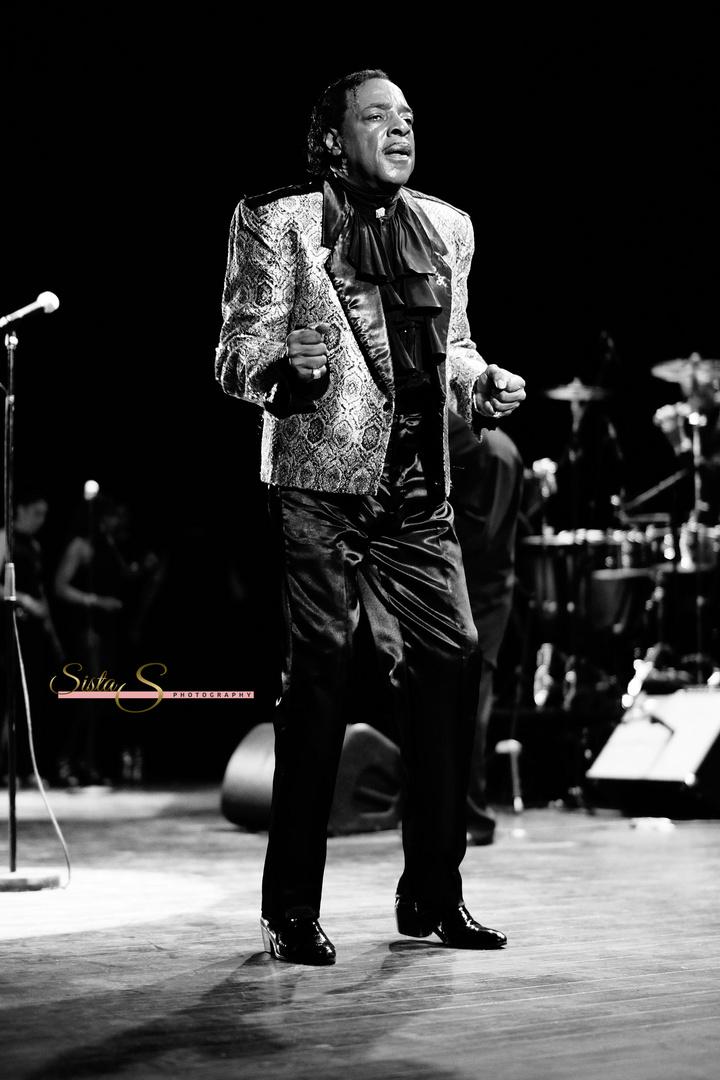 RJ & The James Brown Band