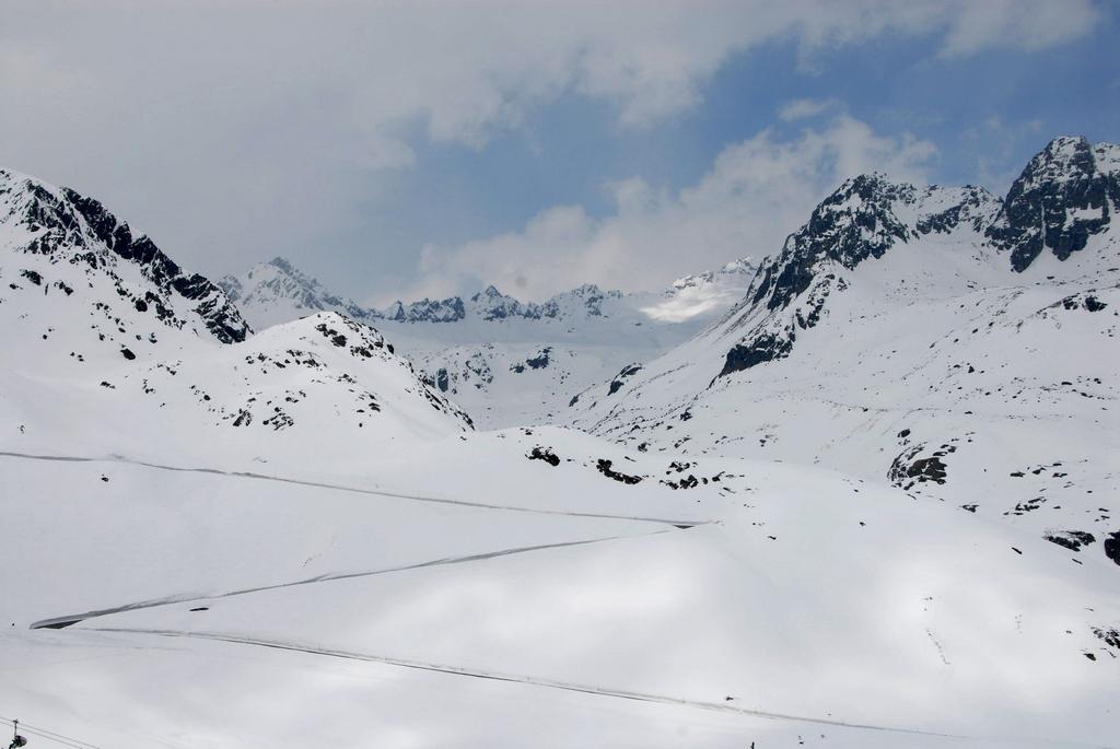 Road to... Glacier